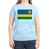Rwanda Flag T-Shirt