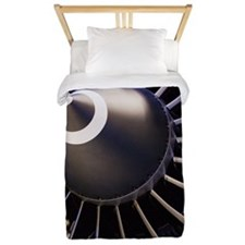 Aeroplane engine Twin Duvet