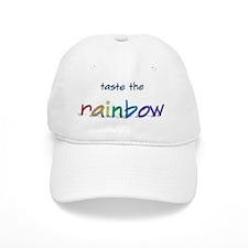 taste the rainbow Baseball Cap
