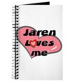 jaren loves me Journal