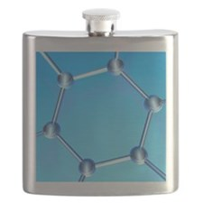 Buckminsterfullerene Flask