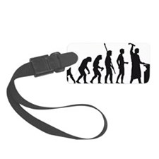 evolution blacksmith Luggage Tag
