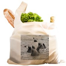 Seals Reusable Shopping Bag