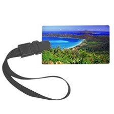 Magens Bay Beach in St. Thomas,  Luggage Tag