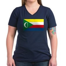Comoros Flag Shirt