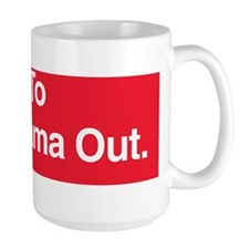 I Pledge to vote Obama out Mug