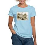 Frillback Pigeons Women's Light T-Shirt