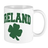 Ireland Shamrock Small Mug