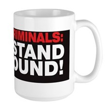 I will stand my ground Mug
