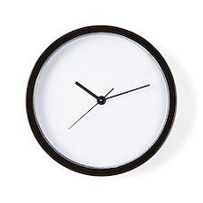 2nd generation AMC Javelin illustration Wall Clock