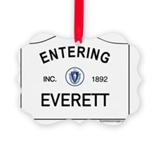 Everett Ornament