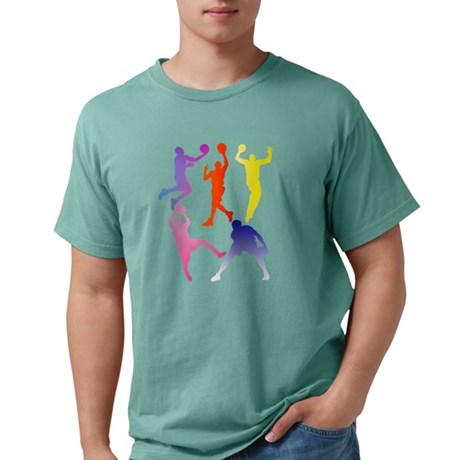 Irish Flag Shamrock Ringer T