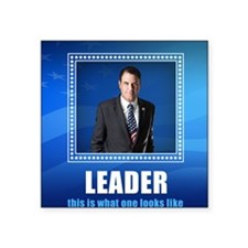 """Leader: This is What One Lo Square Sticker 3"""" x 3"""""""