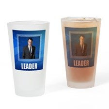Leader: This is What One Looks Like Drinking Glass