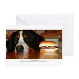 """The Hamburgler"" Greeting Cards (Pk of 10)"