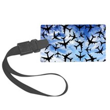 Air traffic, conceptual image Luggage Tag