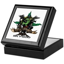 Skygod Roots Keepsake Box
