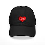 Rubber Stamper - Heart Black Cap