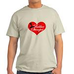 Rubber Stamper - Heart Light T-Shirt