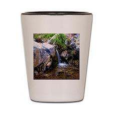 Artisan Waterfall Shot Glass