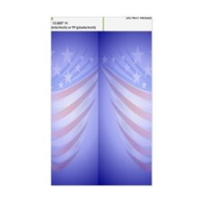 FlipFlop Faded Flag Decal