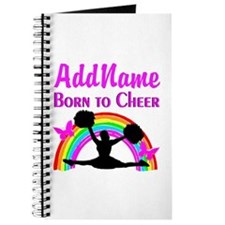 CHEERING CHAMPION Journal