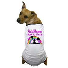 CHEERING CHAMPION Dog T-Shirt