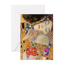 Klimt Greeting Card