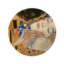 "Klimt 3.5"" Button"