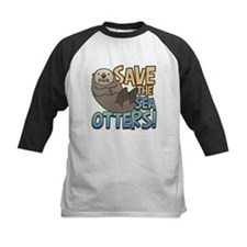 Save Sea Otters Tee
