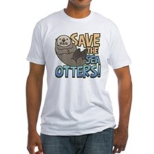 Save Sea Otters Shirt