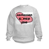 jamarion loves me Sweatshirt
