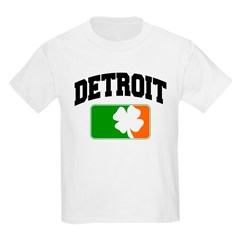 Detroit Shamrock Kids T-Shirt