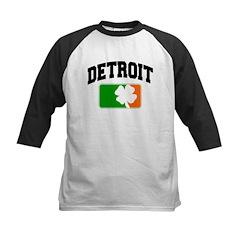 Detroit Shamrock Kids Baseball Jersey
