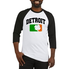 Detroit Shamrock Baseball Jersey