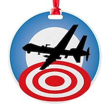 Drone Logo Ornament