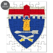 11th Infantry Regiment Puzzle