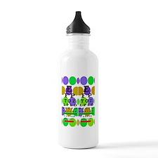 Eye Chart FF 9 Water Bottle