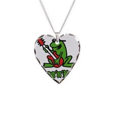 frog n roll A 3c Necklace