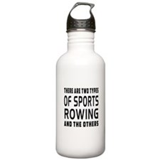 Rowing Designs Sports Water Bottle