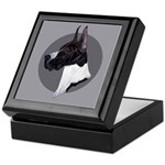 Classic Mantel Great Dane Keepsake Box