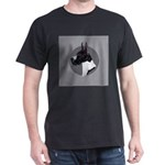 Classic Mantel Great Dane Dark T-Shirt