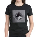 Classic Mantel Great Dane Women's Dark T-Shirt