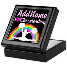 CHEERING QUEEN Keepsake Box