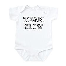Team SLOW Infant Bodysuit