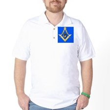 masonic trailer hitch cover T-Shirt