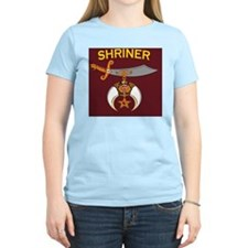 SHRINER round car magnet T-Shirt