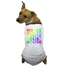 House Color Euphoria Dog T-Shirt