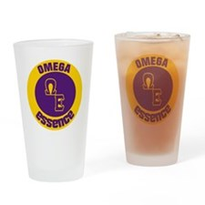 Omega Essence Oval Drinking Glass