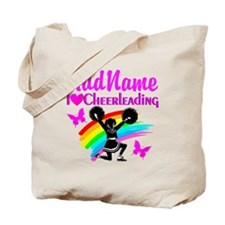 LOVE CHEERING Tote Bag